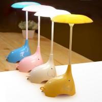 MA04 2.8W Flexible Elephant Shape LED Table Lamp 3-level Dimmable