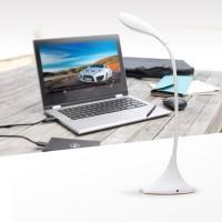 MA06 3W Flexible Gooseneck Lamp Arm Led Desk Lamp Night Light